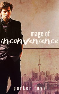 Cover of Mage of Inconvenience (v2)