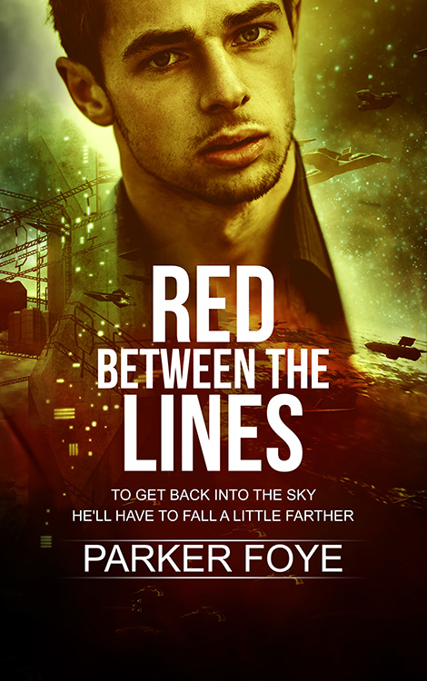 Cover of Red Between the Lines