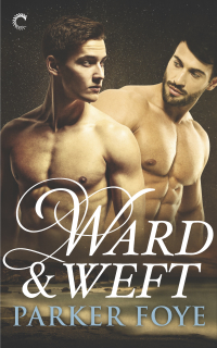 Cover of Ward and Weft